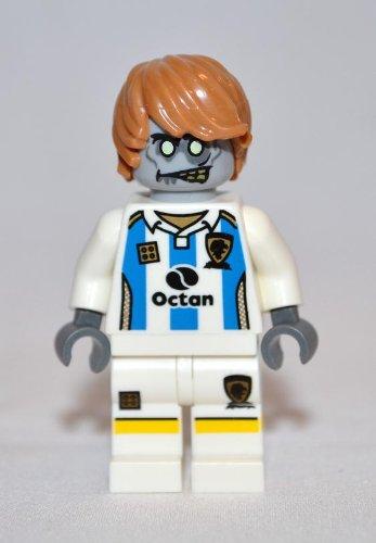 LEGO ZOMBIE SOCCER PLAYER- Custom Series 1 (Zombie Soccer Player Halloween)