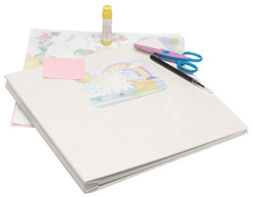 Colorbok 12 X 12 Boxed Baby Scrapbook Memory Kit (Colorbok Kit Scrapbook)
