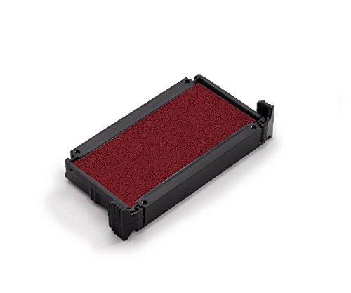 Encreur rouge pour tampon 4913 par 3 Estampille Directe