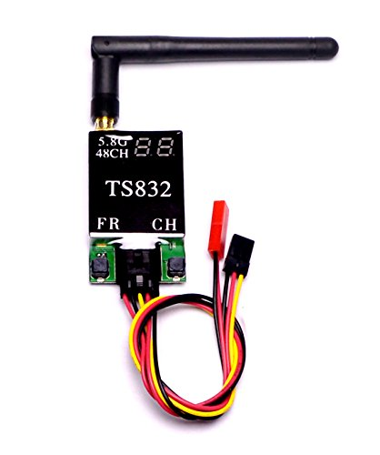 TS832 48Ch 5.8G FPV Transmitter 600mw 5km Long Range Audio Wireless Video Transmitter Module for FPV Racing Drone