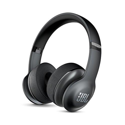 Price comparison product image JBL EVEREST 300 wireless headphones Bluetooth sealed dynamic On'iya black V300BTBLKGP