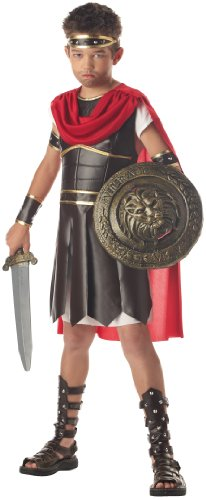 Childs Roman Toga Costume (Gladiator Child Medium)