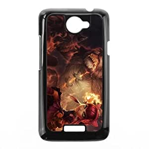 HTC One X Cell Phone Case Black League of Legends Annie 0 PD5319063