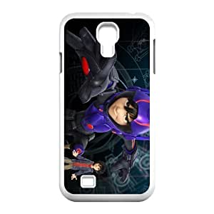 Big Hero 6 YT0066389 Phone Back Case Customized Art Print Design Hard Shell Protection SamSung Galaxy S4 I9500 hjbrhga1544