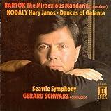 Bartok: The Miraculous Mandarin Suite