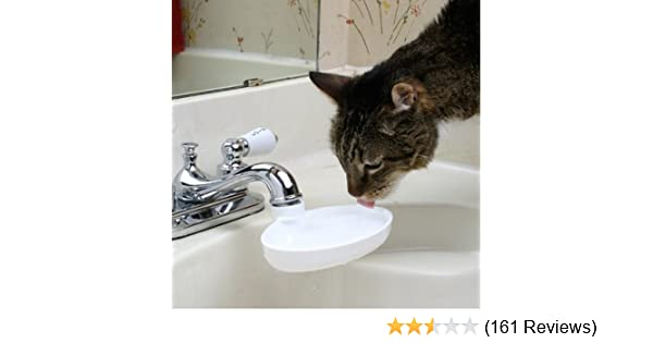 Amazon.com : Sink Drink - Turns a Faucet Into a Fountain for Your ...