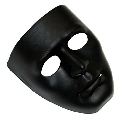Smartcoco JabbaWockeeZ Bboy Male Mask Hip-hop Street Step Dance Halloween Party Mask For Men - 90s Cholo