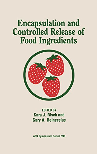 Encapsulation and Controlled Release of Food Ingredients (ACS Symposium Series) by Brand: American Chemical Society