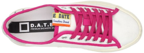 shoes A D sneakers woman fuxia TENDER E donna bianco T 0806O Fucsia qHzRtwH