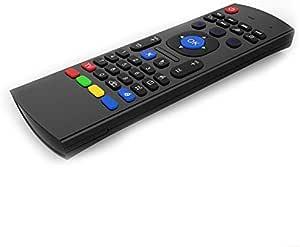 MX3 Portable 2.4G Wireless Multifunction Remote Control Smart TV Android TV Box Mini Computer HTPC