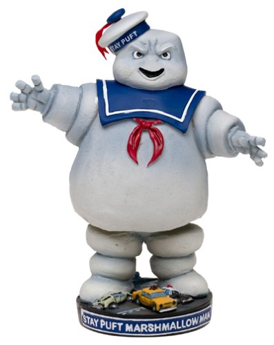 NECA - Ghostbusters - Head Knocker - Stay Puft Marshmallow Man]()
