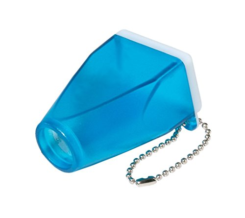 Blue Translucent Full Frame Viewer Keychain - Case of 50 (Viewer Keychain Picture)