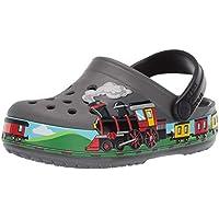 Crocs Kids' Boys and Girls Train Band Clog