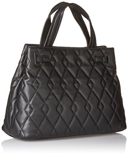 Pollini SC4506PP04SA18 Bolso Shopper Mujer Negro (Nero) ...