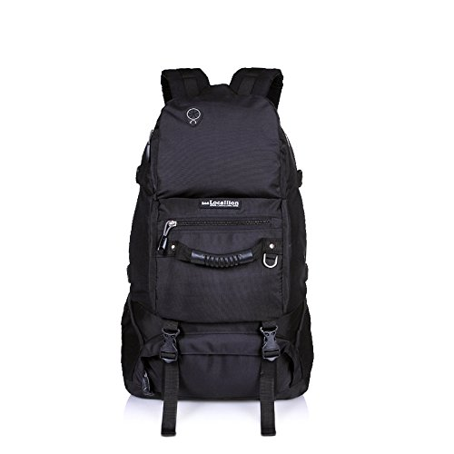 TangFeii Mountaineering Bags Large-Capacity Outdoor Travel Backpack for Men and Women Wilderness Backpack Waterproof Backpack Outdoor Leisure Travel Backpack Color : 4