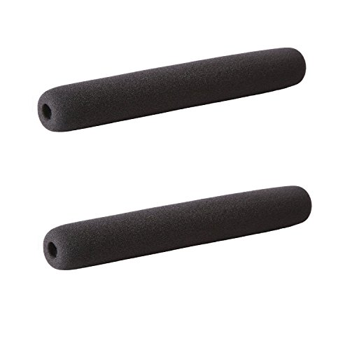 (Movo F29 Foam Windscreen for Shotgun Microphones for up 29cm including the Audio-Technica AT 815ST, AT 4071a, Neumann KMR 82 & Sannheiser ME 67 + K6 Capsule (2 PACK))