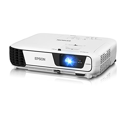 Epson EX3240 SVGA 3LCD Projector 3200 Lumens Color Brightness (Certified Refurbished)