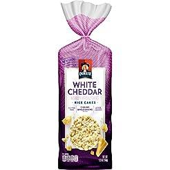 Quaker Rice Cakes, White Cheddar, 5.46 O...
