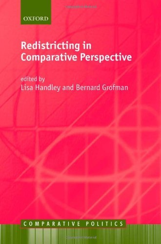 Download Redistricting in Comparative Perspective (Comparative Politics) Pdf