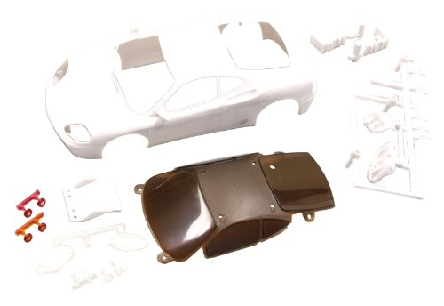 Ferrari 360 Modena White Body Set (unpainted) MZN121 (japan import) by Kyosho