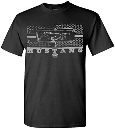 Ford Legend Honeycomb - Mens Cotton T-Shirt