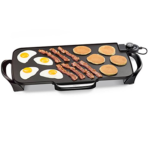 Presto Electric Griddle with Removable Handles by Presto