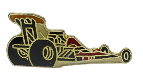 - Dragster Drag Car Top Fuel Race Gold Finish 1 inch Hat Pin PPM4152D196