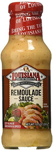 - Louisiana Fish Fry Remoulade Sauce 10.5 Oz. (Pack of 2)