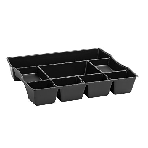 Rubbermaid 21864 Regeneration Recycled Deep-Drawer Desk Organizer