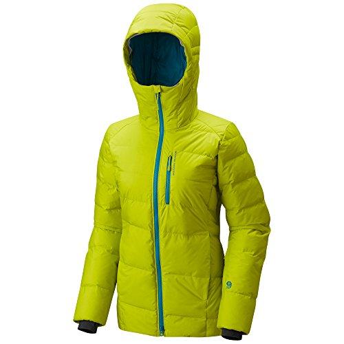 Mountain Hardwear Women's Snowbasin Down Jacket - Bluebird Bitter