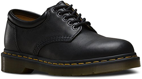 [R11849001 Dr. Marten Unisex Iconic Casual Shoes - Black 9 UK 10 US] (Dr Martens Work Shoes)