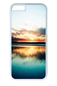 iPhone 6 plus Cases & Covers - Lake Custom PC Hard Case Cover for iphone 6 plus 5.5 inch White