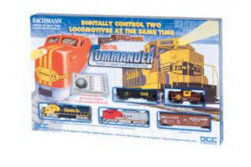 Bachmann Trains Digital Commander Ready