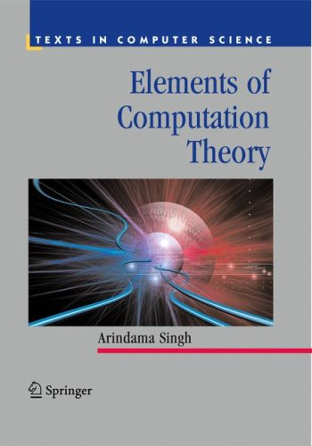 Elements of Computation Theory (Texts in Computer Science)