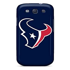 WHu1072Rrne Case Cover, Fashionable Galaxy S3 Case - Houston Texans 4
