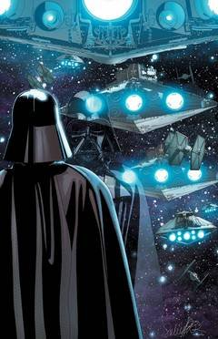 Download DARTH VADER #9 MAIN COVER (PRE-ORDER! Expected ship/release date: 9/9/2015) (First Printing) pdf