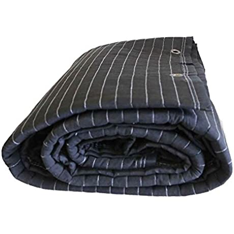 Moving Blankets Small 72 X 80 Sound Blankets 6 Pack