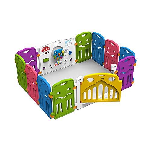 Parque Infantil XL con Juegos Star Ibaby Kingdom