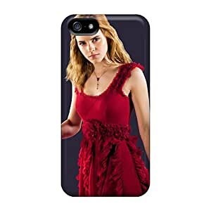 New Premium Charming YaYa Emma Watson Hp7 Movie Skin Case Cover Excellent Fitted For Iphone 5/5s
