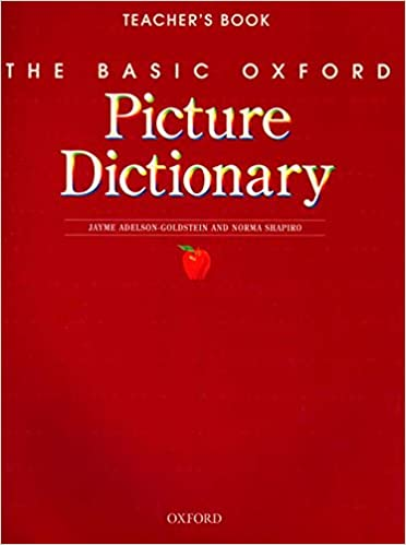 the basic oxford picture dictionary second edition teachers resource pack audio cds 2
