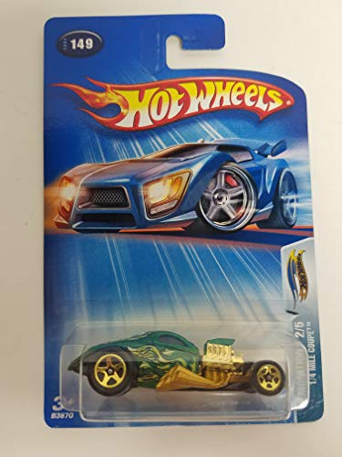 1/4 Mile Coupe 2004 Demonition 2/5 Hot Wheels Diecast Car No. 149