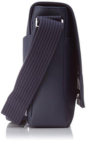 Blue Access Premium Bag Shoulder 021 Lacoste Peacoat Homme Sac Mens Tx7ZB7