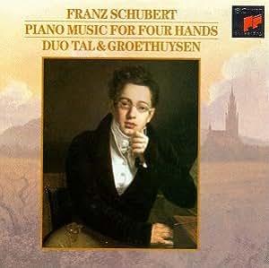 Schubert: Piano Music for Four Hands, Vol. 2