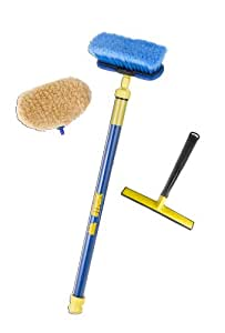 HomeRight C800603 Autowash with Brush Attachment & EZI Dry