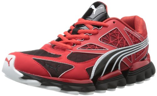 PUMA Men's Mell Es Suga Cross-Training Shoe,High Risk Red/Black/White,8.5 D US For Sale