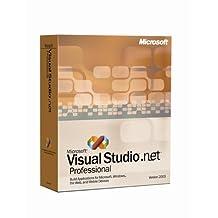 Microsoft Visual Studio .NET Professional 2003 English