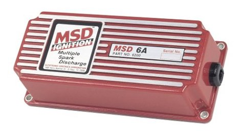 MSD Ignition 6200 Capacitive Discharge 6A Ignition 6a Ignition Control
