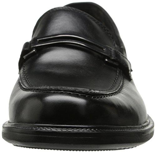 Bostonian Mens Bardwell Bit Slip-On Loafer Black