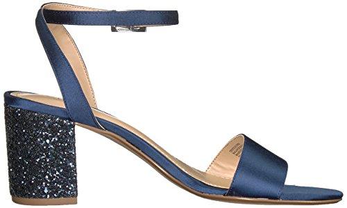 Charles Di Charles David Womens Keenan Sandalo Con Tacco A Sandali Blu Scuro