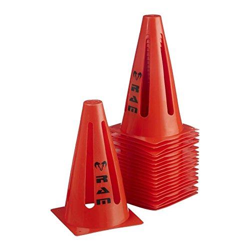 Price comparison product image Ram Rugby Pop-Up Marker Cones - Set of 20 - Orange